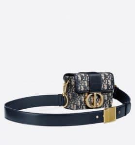 Dior Oblique Belt Box bag - Fall 2019