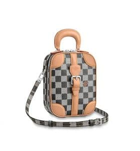 Louis Vuitton Mini Luggage Damier Vertical Bag - Fall 2019