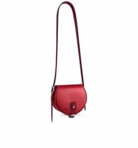 Louis Vuitton Red Tambourin Messenger Bag - Fall 2019