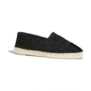 chanel-espadrilles-navy-blue-black 1