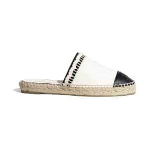 chanel-espadrilles-white-black-slip1