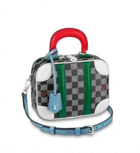 Louis Vuitton Mini Luggage Damier Bag - Fall 2019