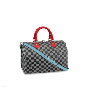 Louis Vuitton Speedy 30 Damier - Fall 2019