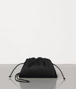 Bottega Veneta Pouch 20 Cross Body - Black