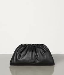Bottega Veneta Pouch Clutch bag in Black