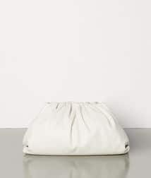 Bottega Veneta Pouch Clutch bag in White