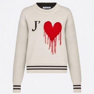Dior Je T'aime Sweatshirt