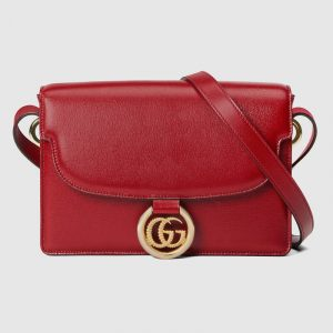 Gucci Red Small Shoulder Bag