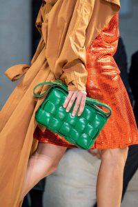 Bottega Veneta Green Cassette Bag - Spring 2020