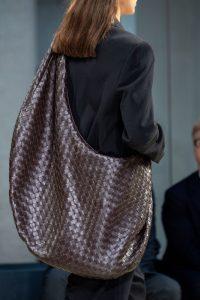 Bottega Veneta Oversized Brown Sling Hobo - Spring 2020