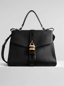 Chloe Large ABy Day Bag - Black