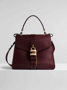 Chloe Medium Aby Day Shoulder Bag - Brown