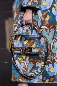 Fendi 70s print Baguette Bag - Spring 2020