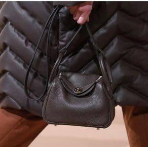 Hermes Mini Lindy Bag