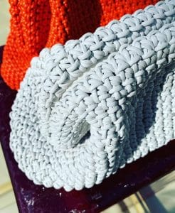 Bottega Veneta Woven Pouch Clutch - Spring 2020