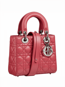 Dior ABC Lady Dior Bag - Pink