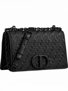 Dior Woven Leather Montaigne Bag