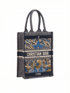 Dior Vertical Book Totes