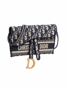 Dior Oblique Belt Bag - Cruise 2020