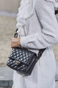 Chanel Messenger Flap Bag Quilted - Spring 2020