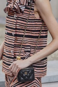 Chanel Micro Tweed Vanity Bag - Spring 2020