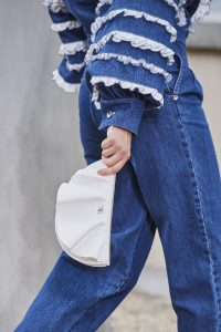 Chanel Moon Clutch - Spring 2020