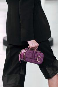 Chloe Croco Mini C Clutch Bag - Spring 2020