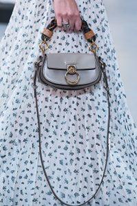 Chloe Mini Grey Tess Bag - Spring 2020