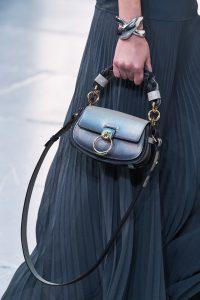 Chloe Mini Metallic Tess Bag - Spring 2020