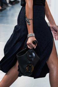 Chloe Top handle clutch bag - Spring 2020