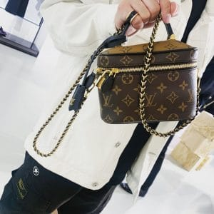 Louis Vuitton Reverse Vanity Mini Bag - Spring 2020
