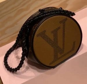 Louis Vuitton Giant Round Clutch