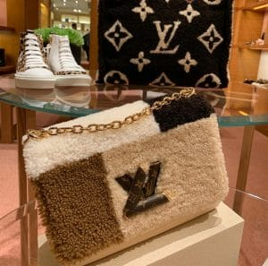 Louis Vuitton Teddy Twist Bag