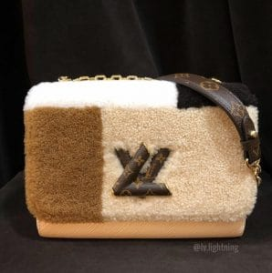 Louis Vuitton Twist Bag Teddy Collection