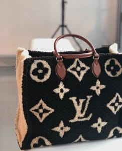 Louis Vuitton OntheGo Tote Bag