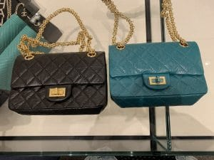 Chanel Re-Issue Mini Bags Gold Hardware