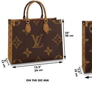 Louis Vuitton OntheGo MM Bag