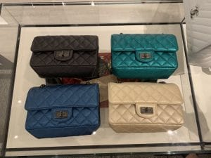 Chanel Re-Issue Mini bags