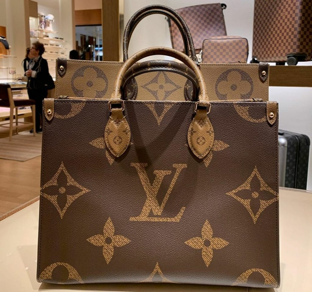 Louis Vuitton OntheGo MM Small Bag