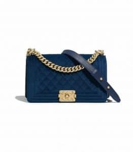 Chanel 19 Velvet Bag