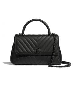 Chanel Coco Handle Large Bag
