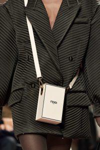 Fendi Box Clutch - Fall 2020