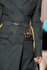 Fendi Belt with Charms - Fall 2020