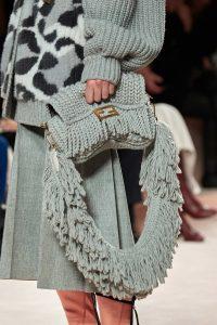 Fendi Baguette Knitted - Fall 2020