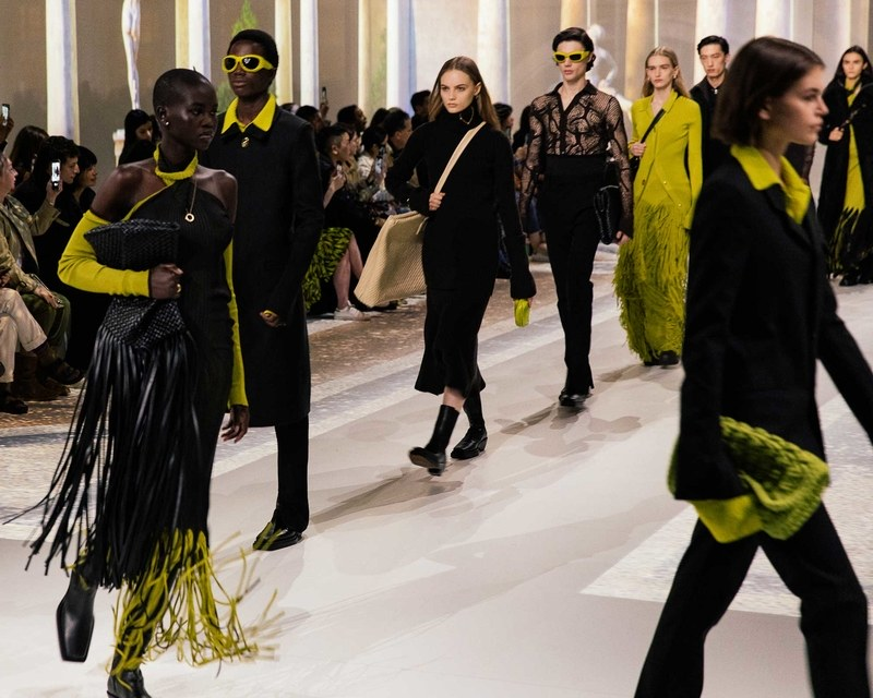 Bottega Veneta Fall 2020 Runway Show