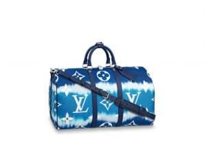 Louis Vuitton Keepall 50 Escale Bag