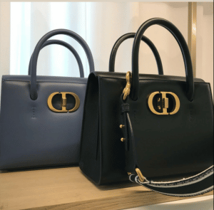 Dior 30 Montaigne Top Handle Tote - Fall 2020