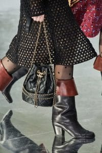 Chanel Chained Bucket Bag - Fall 2020