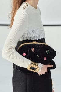 Chanel Charm Clutch - Fall 2020