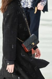 Chanel Mini Flap Bicolor Bag - Fall 2020